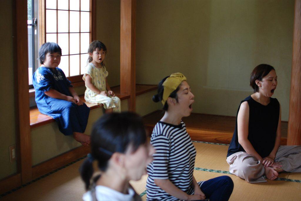 こもれび家助産院(東京都昭島市)での初イベント